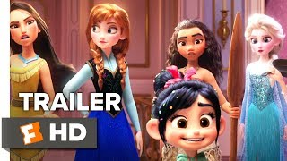 Ralph Breaks the Internet: Wreck-It Ralph 2 Trailer #1 (2018) | Movieclips Trailers