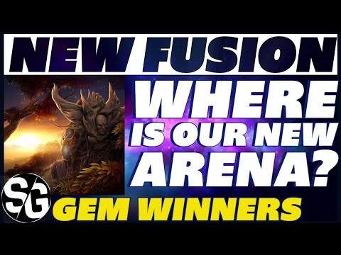 RAID SHADOW LEGENDS | NEW FUSION, 1.15 WHERE MY CONTENT, GEM WINNERS & 1.16 BATTLE PASS PEAK