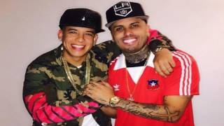 Tu Hombre - Nicky Jam feat. Daddy Yankee (Preview) (Fenix Album) 2017