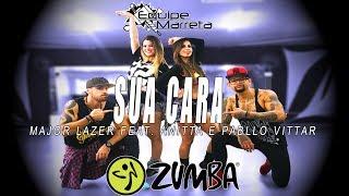 Major Lazer - Sua Cara (Feat. Anitta & Pabllo Vittar) - Coreografia Equipe Marreta (Versão Zumba)