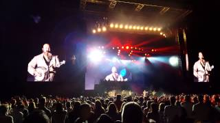 Zac Brown Band - I'm Shipping Up to Boston (Dropkick Murphys cover)(Fenway - Boston, MA 8/8/2015)