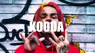 6ix9ine - KOODA (Instrumental) [ReProd. Yung Burna]