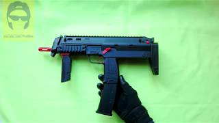 MP7  Load & Shoot gel ball water bullet gun orbeez орбиз бластер автомат как стрелять орбиз