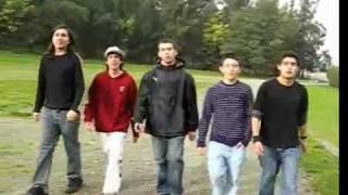 Los backstreet boys flaites chilenos