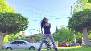 Shannon hooping to Word$ by Kito & Reija Lee feat. Zebra Katz