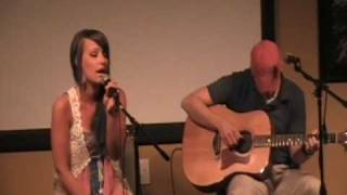 Emily Goldsmith: Video Blog #3 - My First Writer's Night @ The Commodore!