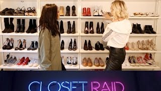 Maddi Bragg - Closet Raid