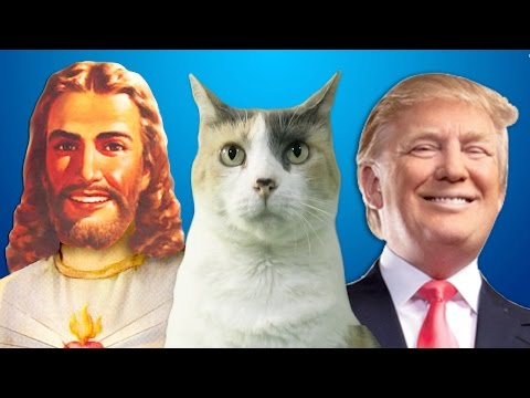 CC Watches TRUMP Worship JESUS!