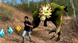 Temple Run 2: Lost Jungle- In Real Life