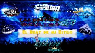 ★ El Beat De Mi Estilo - DJ Avis ★ TKC ★ TOHD ★