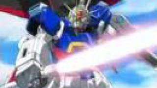 Gundam SEED Destiny-Linkin park-Pushing me away