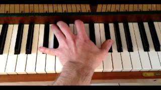 TUTO Piano Kavinsky - Odd Look