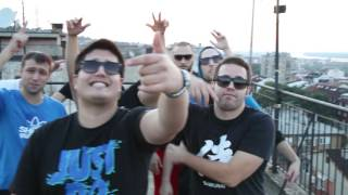 Black Ring Crew - Sve i odma' OFFICIAL HOOD VIDEO