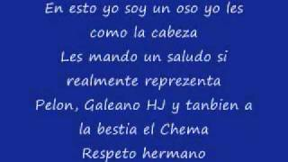 Esco- 6 Foot 7 Foot Remix Rap Salvadoreno