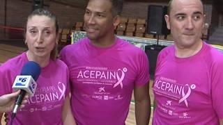 Baile activo a beneficio de ACEPAIN