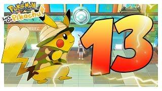 Compere ad Azzurropoli! | Pokémon Let's Go Pikachu ITA [#13]
