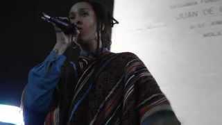 "ALIKA "" NO le des Fuerza a Babilonia "" LIVE Bs As --ph Fabian De Vita--"