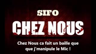 Sifo - Chez nous (2014)