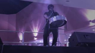 Shape of you on Steel Drums / Steel Pan - Cover / Performed by Johann Chuckaree