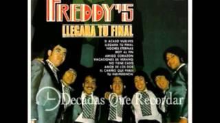 Los Freddys - El Cariño Que Perdi