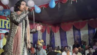 Dileep diwana stage show 10/11/2016  kichhauchha ambedkar nagar