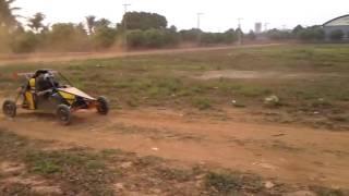 KART CROSS PIRANHA II COM MOTOR 200cc