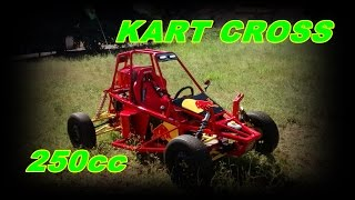 Kart Cross 250cc#1