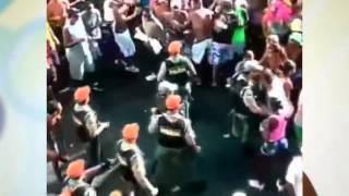Eu vou chamar a Polícia Militar (musica do carnaval)