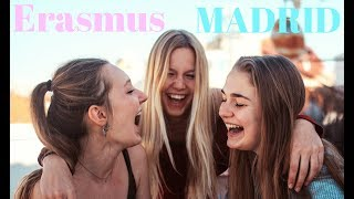 My Erasmus experience in Madrid, Spain!