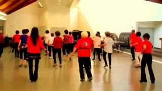 Can you 2 step - Line Dance