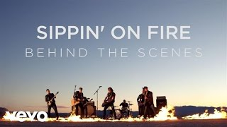 Florida Georgia Line - Sippin' On Fire (Behind The Scenes)