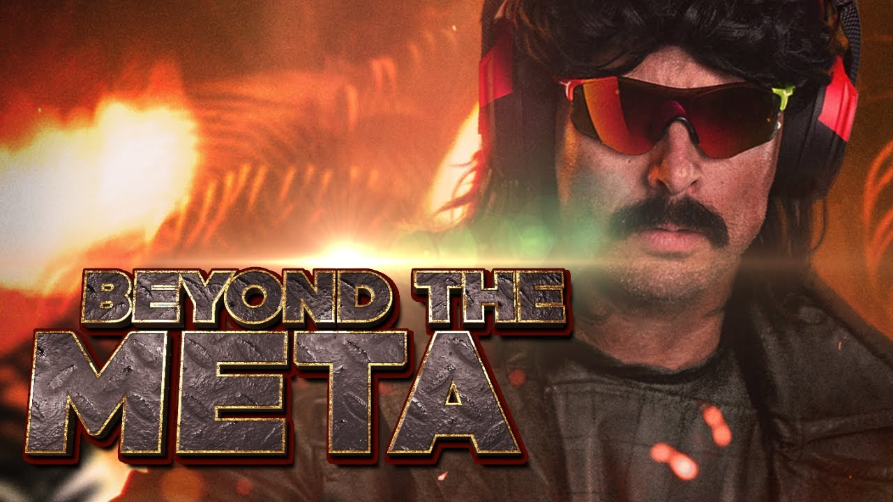 DrDisrespect - DrDisrespect goes where NO MAN HAS GONE BEFORE. BEYOND THE WARZONE META.