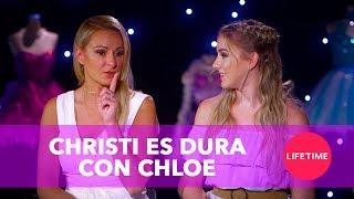 DANCE MOMS: Christi es dura con Chloe - (Temp 7, Especial)   Lifetime Latinoamérica