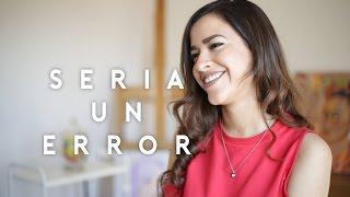 Sería Un Error - Regulo Caro (cover) Natalia Aguilar
