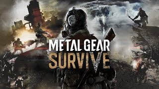 METAL GEAR SURVIVE BETA - Repository: Stored Items, Manage Possessions, Change Equipment