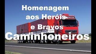 Homenagem aos Herois Caminhoneiros - Gabriel Gadelha