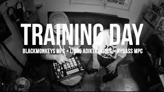 Libre Adickta Sinfonia + Rybass Training Day MPC LIVE + LYRICS • Black Monkeys