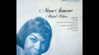 NOBODY KNOWS YOU WHEN YOU'RE DOWN AND OUT JIMMIE COX 1965 - NINA SIMONE - PASTEL BLUES