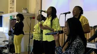 Jesus house Francophonie: Sandra Mbuyi - London
