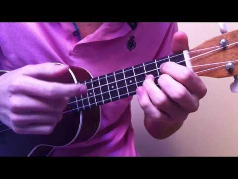 Jouer Le lion est mort ce soir au ukulele