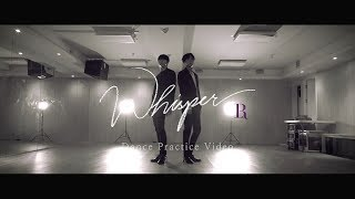빅스LR(VIXX LR) - 'Whisper' Dance Practice Video