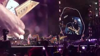 Coldplay Fix You (ending) Live @MOA, Manila, 04/04/2017