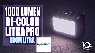 Litra Torch, LitraPro Full Spectrum Bi-Color Action Light for Video, Photos