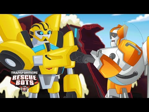 Transformers: Rescue Bots - 'Bumblebee Joins Forces w/ the Rescue Bots' Official Trailer