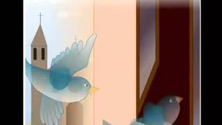 Poesia l'uccellino in chiesa Andrea Bocelli.