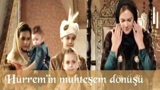Hürrem'in Muhteşem Dönüşü - Muhteşem Yüzyıl 55.Bölüm