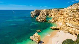 (Drone) Portugal: Praia da Marinha, Albufeira - Part I