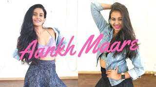 Aankh Marey - Simmba | Team Naach Choreography