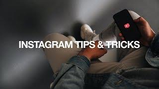 Top FIVE Instagram Tips & Tricks That Work 2018