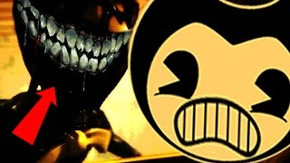 ALL JUMP SCARES in BENDY AND THE INK MACHINE